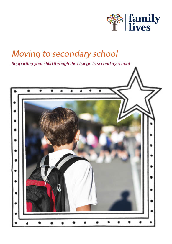Moving to secondary school Booklet