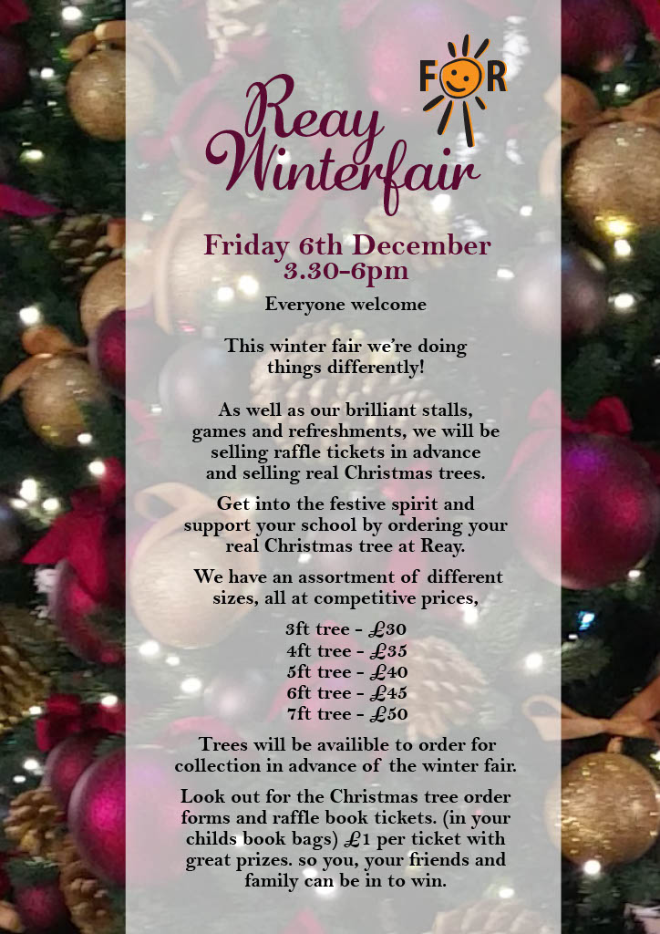 Reay Winter Fair